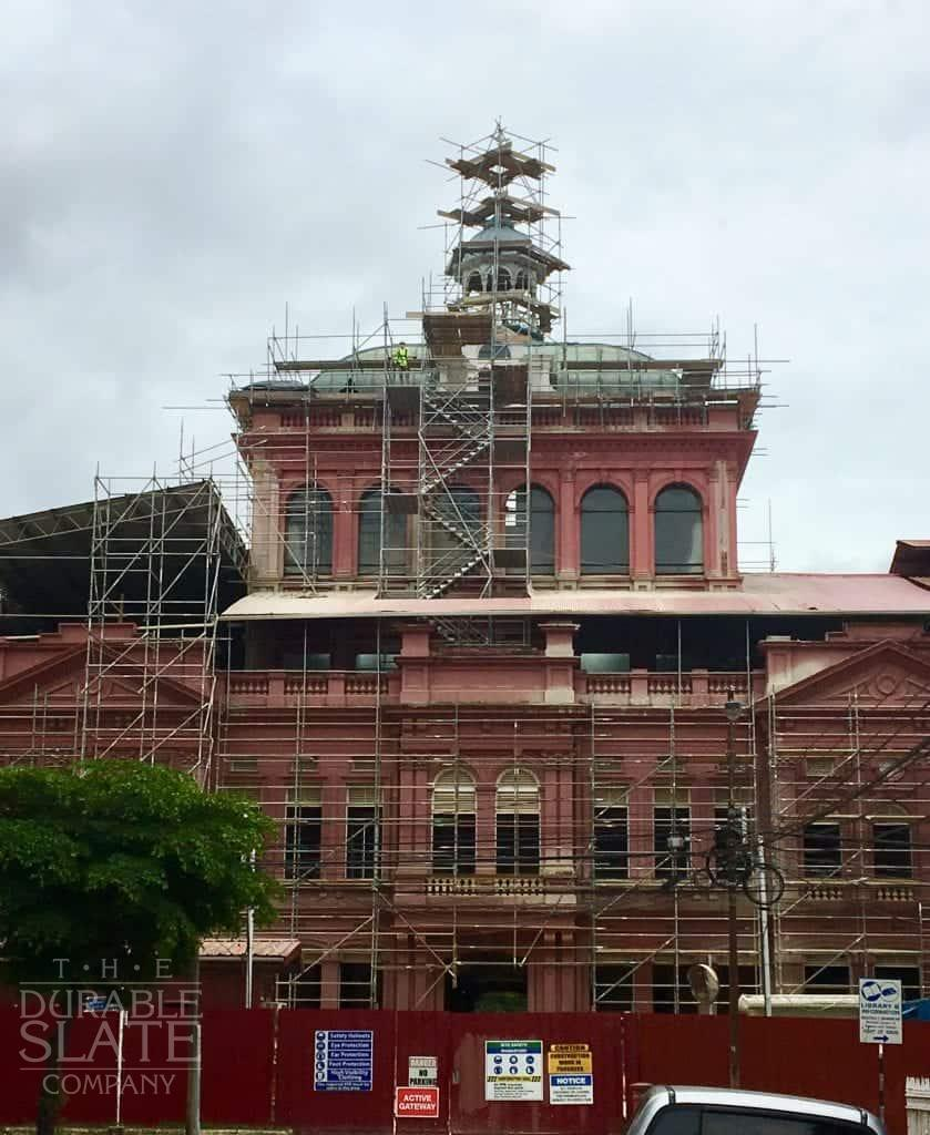 Trinidad's House of Parliament