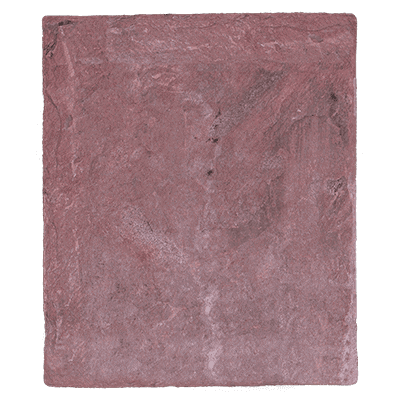 New York Unfading Red Slate Tile, Reclaimed