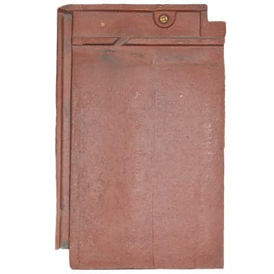Coffeeville English clay roofing tile