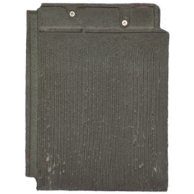 Forest Green Jamestown clay roofing tile