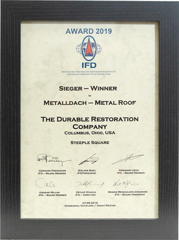 International Federation for the Roofing Trade